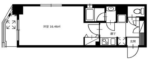 クレジデンス西台 / 1K(29.45㎡)W 部屋画像1