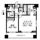 レジディア四谷三丁目 / Kタイプ(49.97㎡) 部屋画像1