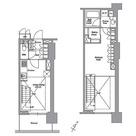 レキシントンスクエア白金高輪 / OAタイプ(49.72㎡) 部屋画像1
