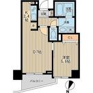 クリオ上野毛ラ・モード / 40Cタイプ(37.19㎡) 部屋画像1