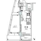 グローリア十条 / 1K(26.01㎡) 部屋画像1