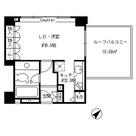 KDXレジデンス南青山 (旧Tre di Casa南青山) / ワンルーム(32.29㎡) 部屋画像1