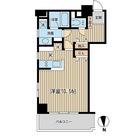 芝公園アパートメント / ワンルーム(37.37㎡) 部屋画像1