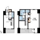 フォレシティ六本木 / Pタイプ(50.97㎡) 部屋画像1