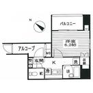 マルベリーラグーン勝どき / 403 部屋画像1