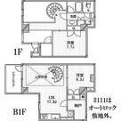 アパートメンツ目黒行人坂 / 2LDK(86.31㎡) 部屋画像1