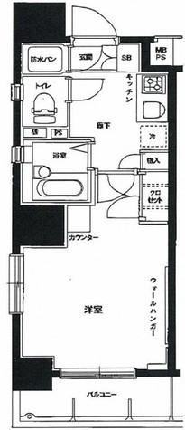 浅草橋 7分マンション / 4階 部屋画像1