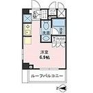ザ・パームス両国 / ワンルーム(22.52㎡) 部屋画像1