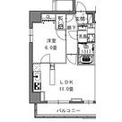 S-RESIDENCE新御徒町West / 1LDK(40.82㎡) 部屋画像1