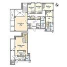 Chelsea Garden / 4LDK(250.7㎡) 部屋画像1