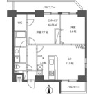 レジディア御茶ノ水 / Dタイプ(65.06㎡) 部屋画像1