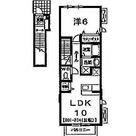 ベルフィオーレ目黒 / 201 部屋画像1