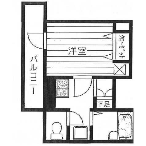 プレール東麻布 / 7階 部屋画像1
