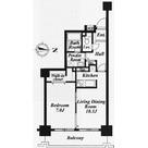 芝公園アパートメント / 405 部屋画像1
