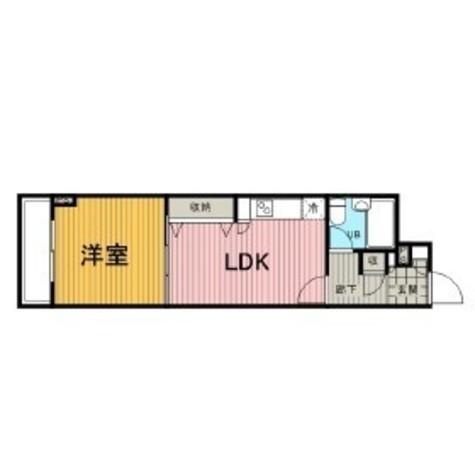 ラ・レジダンス・ド・白金台 / 302 部屋画像1