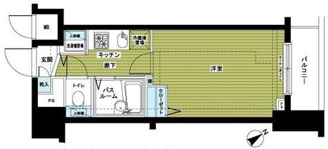 トーシンフェニックス新横濱イクシール / 1001 部屋画像1