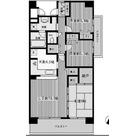 アソシエール溝の口 / 606 部屋画像1