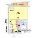 HF八丁堀レジデンスⅡ / 12階 部屋画像1
