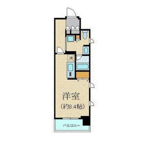 クリオ五反田 / 203 部屋画像1