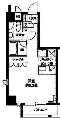 ドゥーエ南麻布 (旧ストーリア南麻布) / 6階 部屋画像1