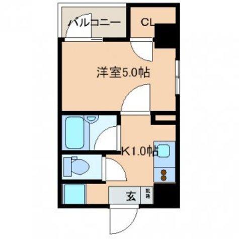 レジディア文京湯島Ⅱ / 10階 部屋画像1