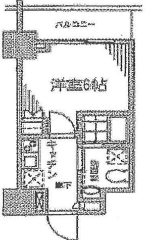 カスタリア門前仲町Ⅱ(旧ニューシティレジデンス門前仲町イースト) / 3階 部屋画像1