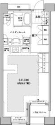 ネクステージレジデンス中央湊 / 802 部屋画像1
