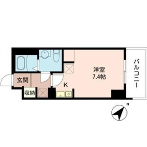 プロスペクト日本橋本町 / 3階 部屋画像1