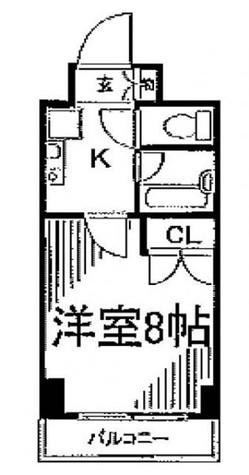 フォレシティ秋葉原 / 6階 部屋画像1