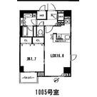 ナーベルお茶の水 / 11階 部屋画像1
