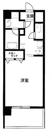 フォレスト茗荷谷 / 8階 部屋画像1