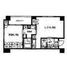 レジディア月島 / 401 部屋画像1