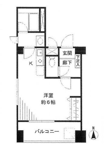プリアムス本郷 / 3階 部屋画像1