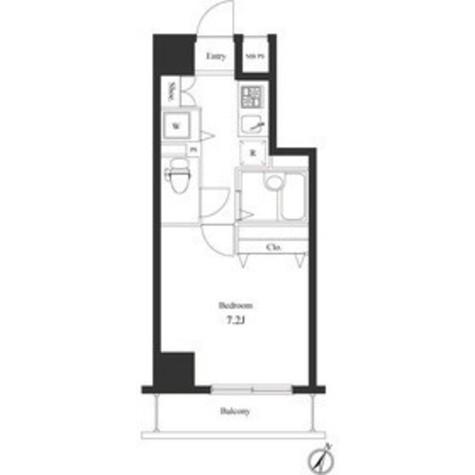 ヴェルト柿の木坂 / 7階 部屋画像1
