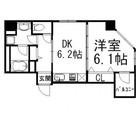 イデアル五反田 / 202 部屋画像1