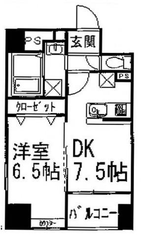 ペイサージュ文京 / 7階 部屋画像1