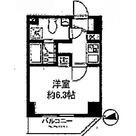 湯島 5分マンション / 5階 部屋画像1