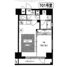 ラ・ヴェーヌ五反田イースト / 701 部屋画像1