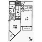 abitareMITA(アビターレ三田) / 205 部屋画像1