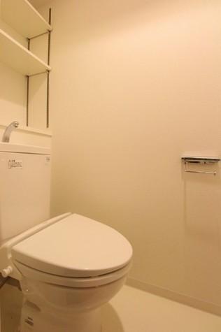 参考写真:トイレ(7階・同タイプ)