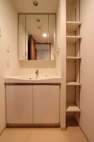 参考写真:洗面・脱衣室(3階・同タイプ)