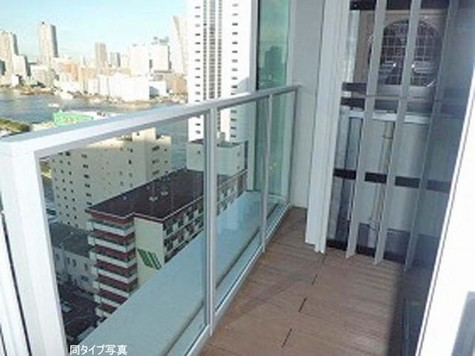 スカイハウス浜離宮 / 14階 部屋画像10