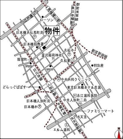 エクメーネ日本橋 / 2階 部屋画像10