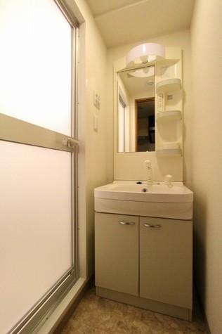 参考写真:洗面・脱衣室(2階・別タイプ)