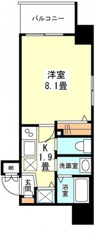 ガーラプレイス新宿御苑 / 401 部屋画像10