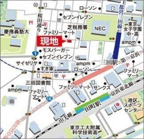 クリオ三田ラ・モード / 4階 部屋画像10