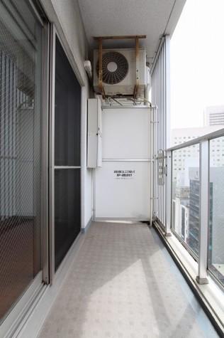 参考写真:バルコニー(11階・同タイプ)