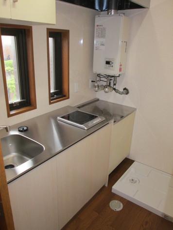 キッチン・室内洗濯機置場