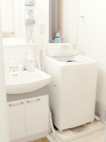 共用洗面・洗濯機