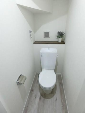 もちろんトイレも新品です!ウ…